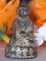พระกริ่ง ทรงจีน เนื้อสัมฤทธิ์เงิน หล่อเต็มองค์ ก่อนปี2500
