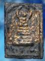 พระสมเด็จ ตะกั่วถ้ำชา จาลึก๒๔๐๘ ปิดทองเก่า